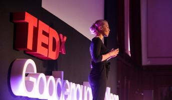 Tedx talk - Hertility Health