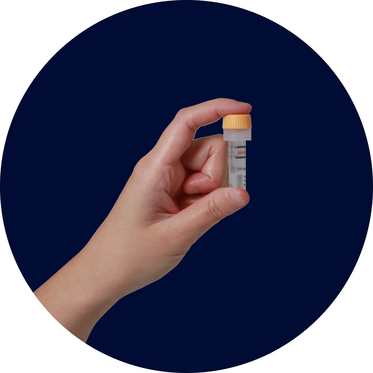 Simple Blood Test - Hertility health